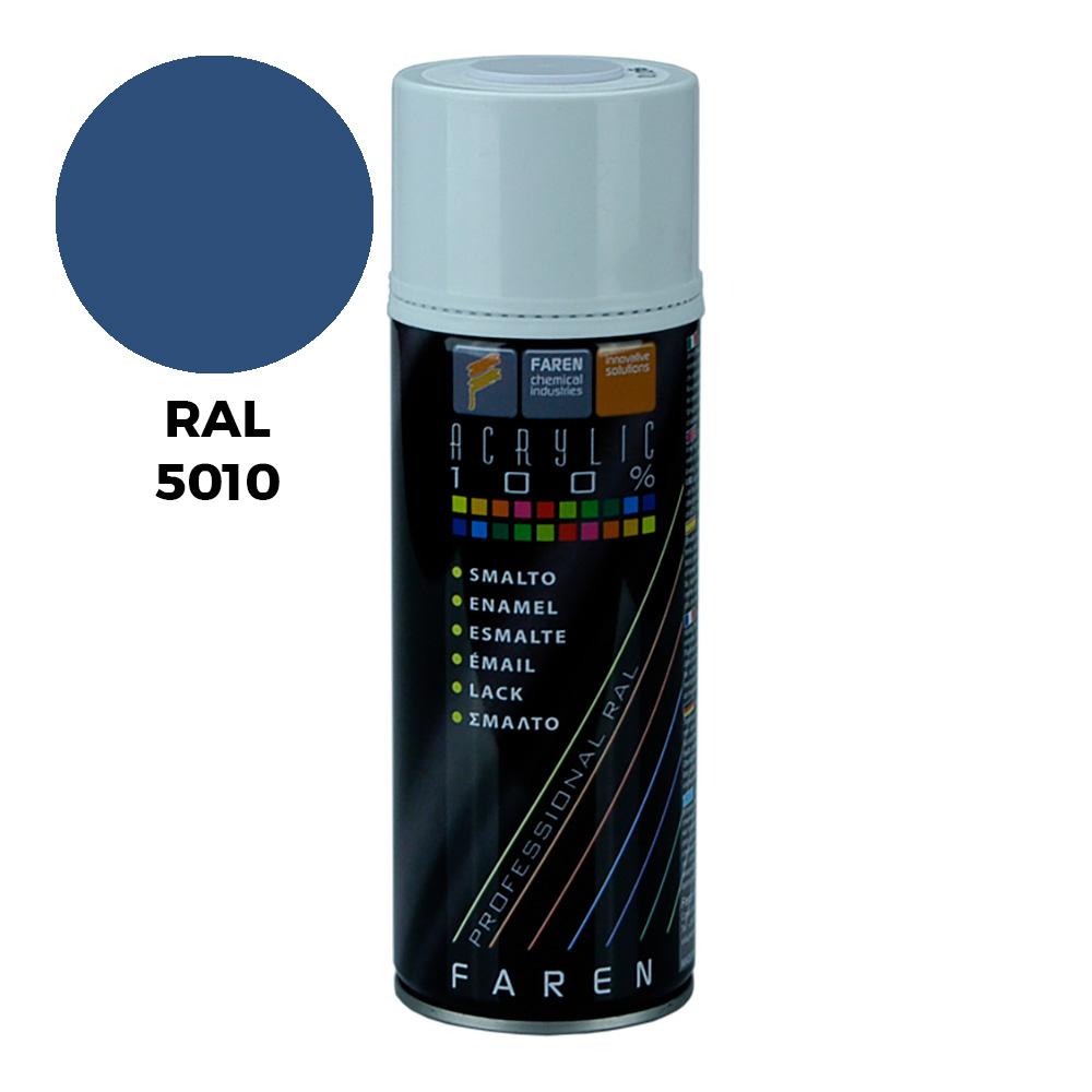 *Ult.Unidades*  Acrylicolor-Azul Genciana 400Ml
