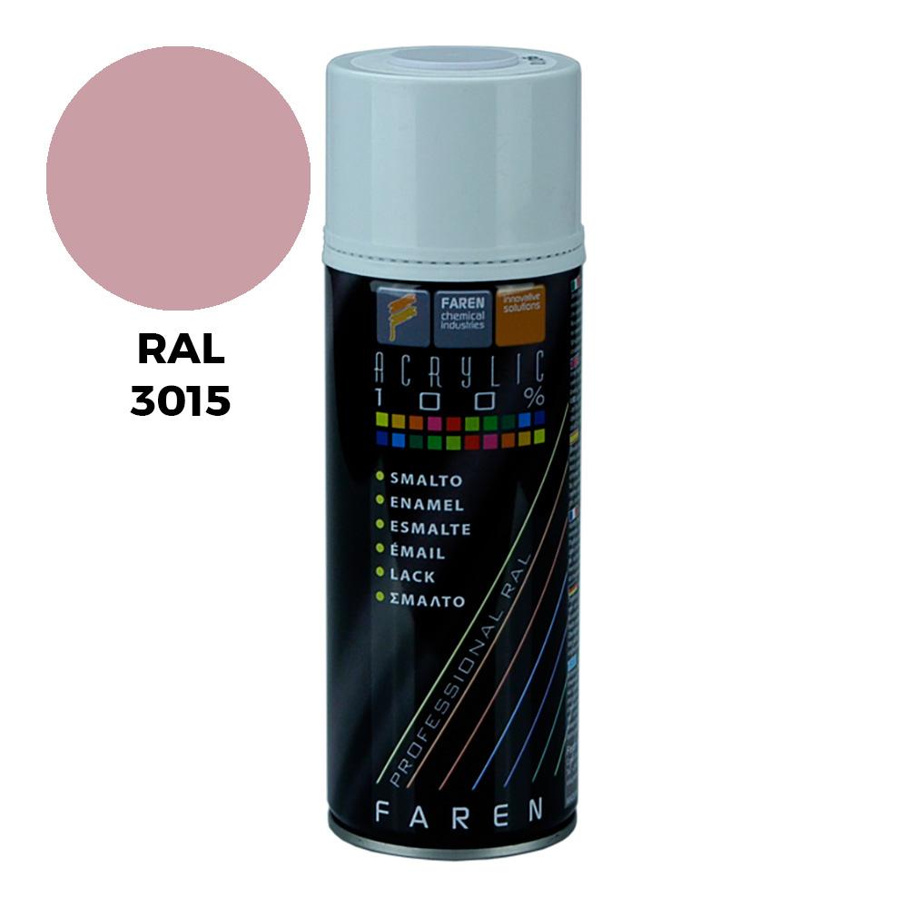 *Ult.Unidades*  Acrylicolor-Rosa Claro 400Ml
