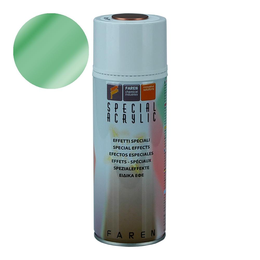 *Ult.Unidades*Spray Metalizado Verde 400Ml