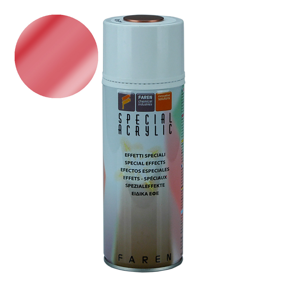 *Ult.Unidades* Spray Metalizado Rojo 400Ml