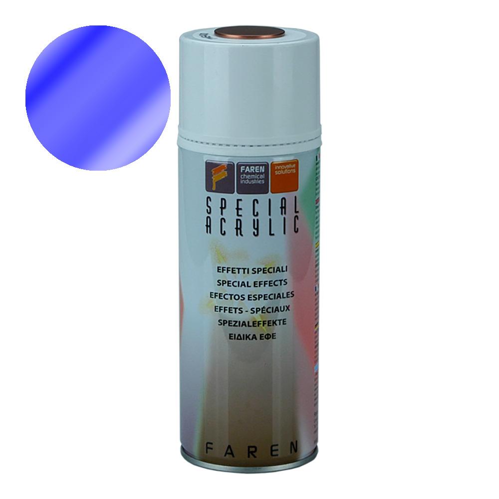 *Ult.Unidades* Spray Metalizado Azul Oscuro 400Ml