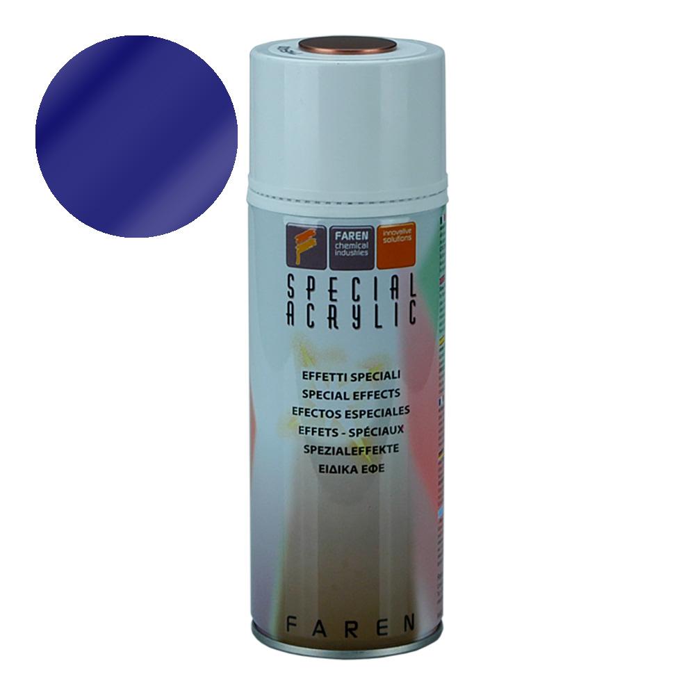 *Ult.Unidades* Spray Metalizado Azul China 400Ml