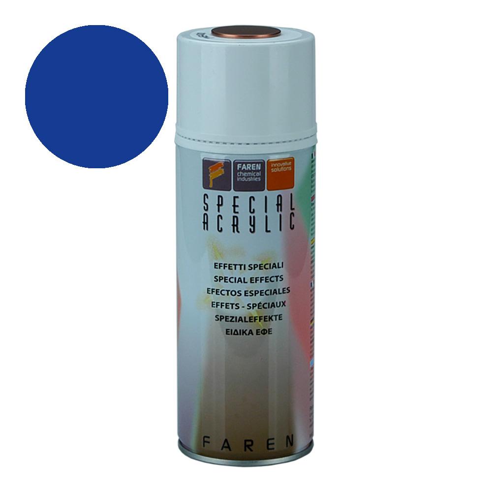 *Ult.Unidades* Spray Fluorescente Azul 400Ml