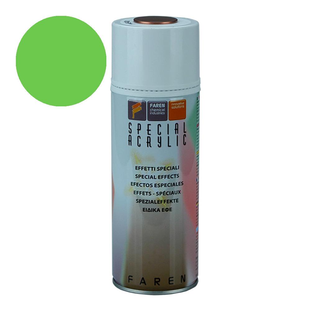 *Ult.Unidades*  Spray Fluorescente Verde 400Ml