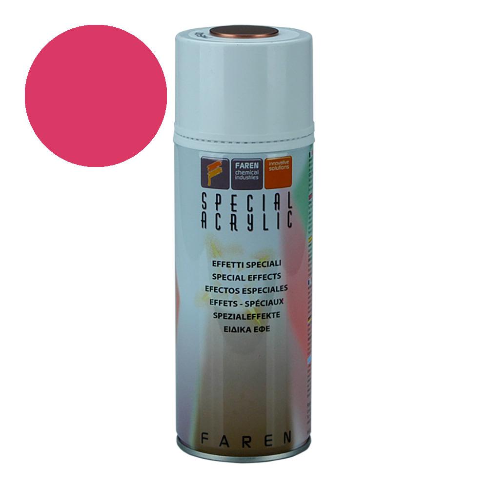*Ult.Unidades*Spray Fluorescente Magenta 400Ml