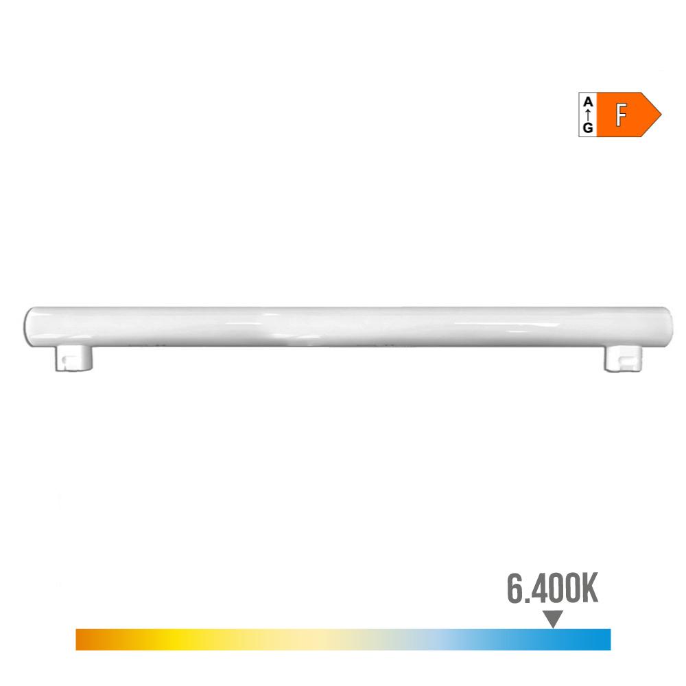 Linestra Led 9W 700 Lumens 6.400K Luz Fria 2 Casquillos S14S Edm