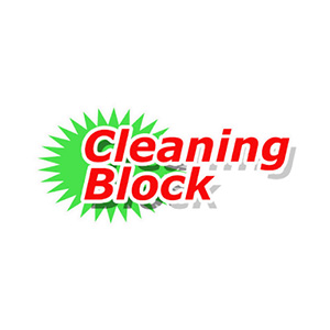 Cleaning block