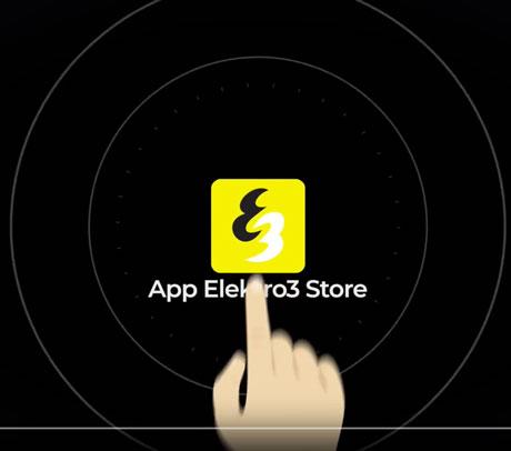 Nuevo video corporativo APP Elektro3 Store