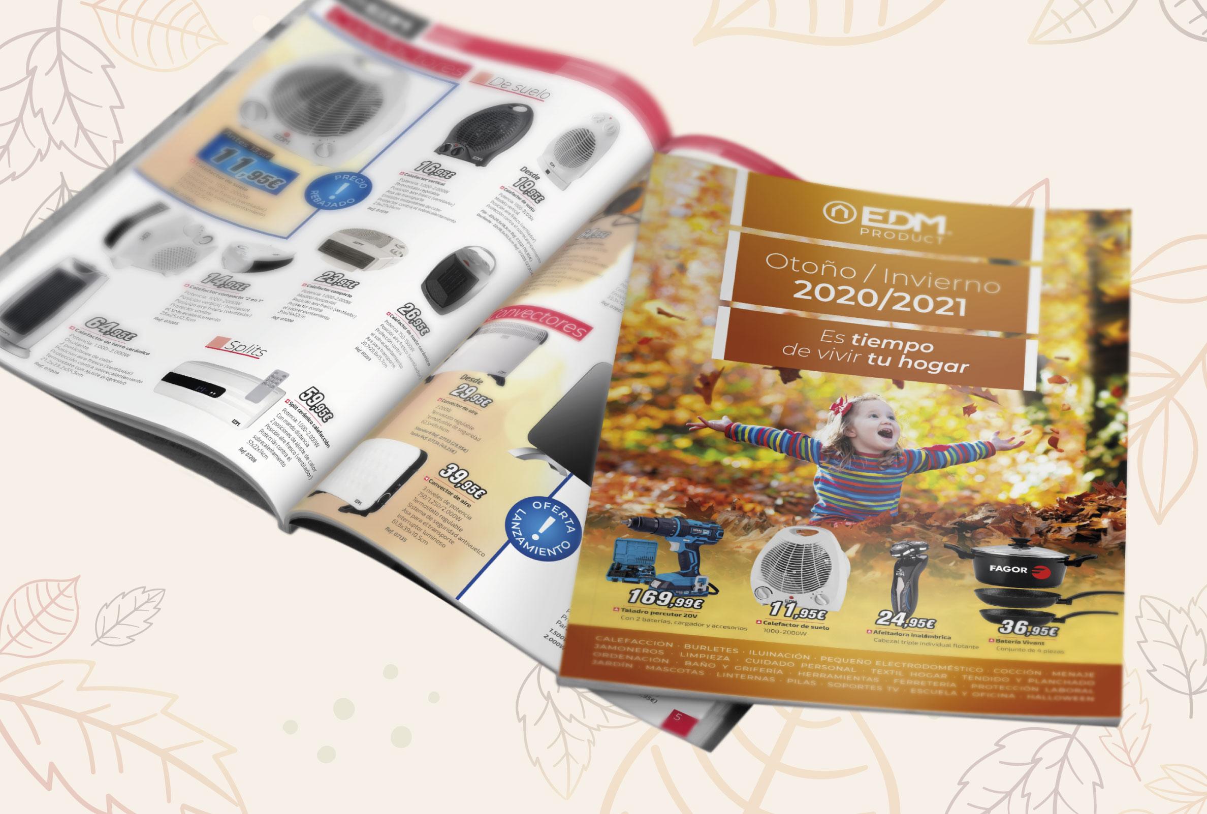 Elektro3 présente sa nouvelle brochure Automne-Hiver 2020 avec plus de 1100 produits