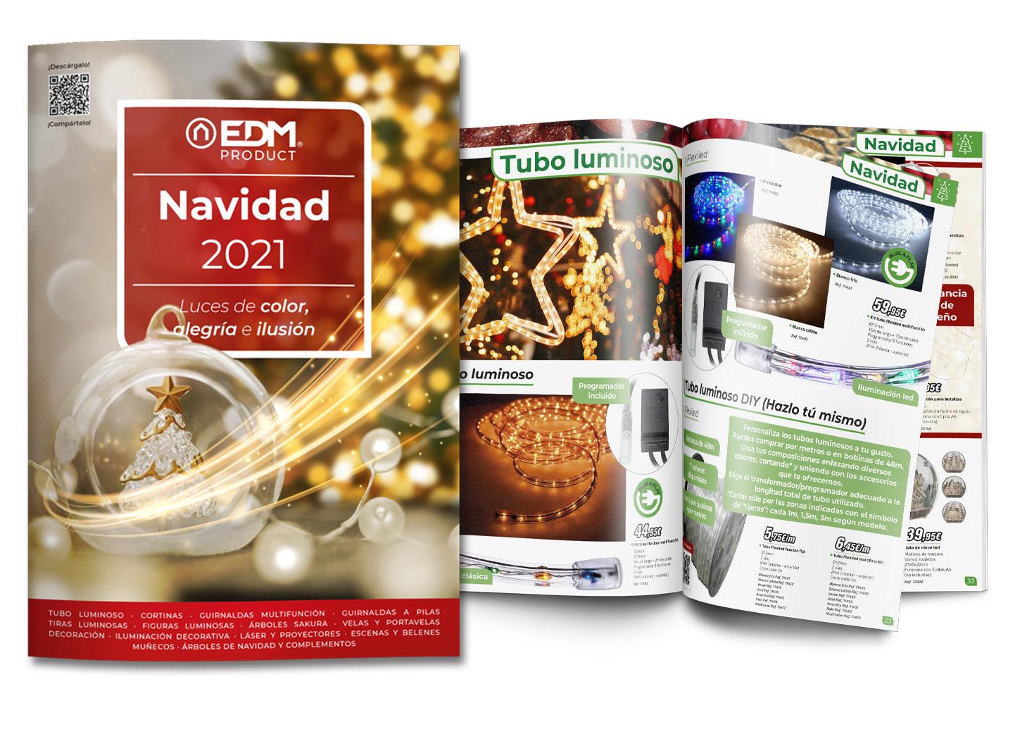 Novo catálogo de Natal 2021