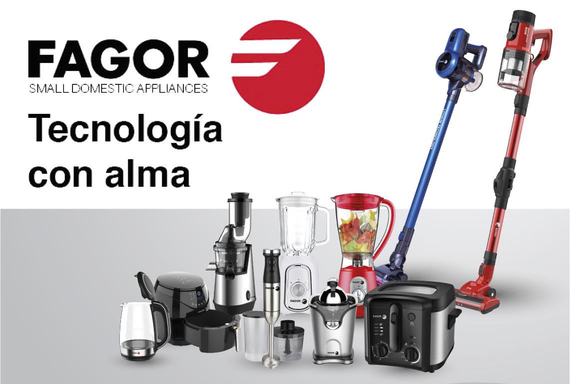 Nuevo acuerdo EDM y FAGOR para pequeño electrodoméstico