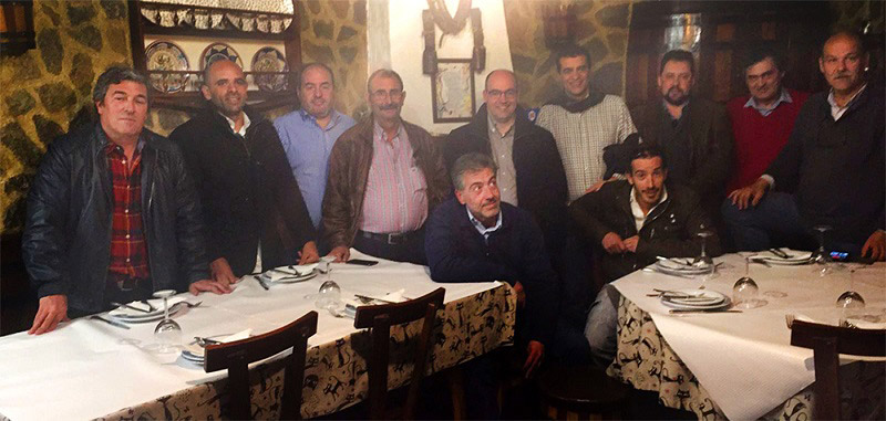 Reunião Equipamento de comércio Elektro3 - Portugal