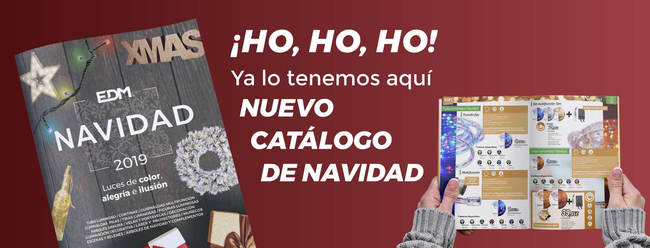 Nuevo catálogo de Navidad 2019