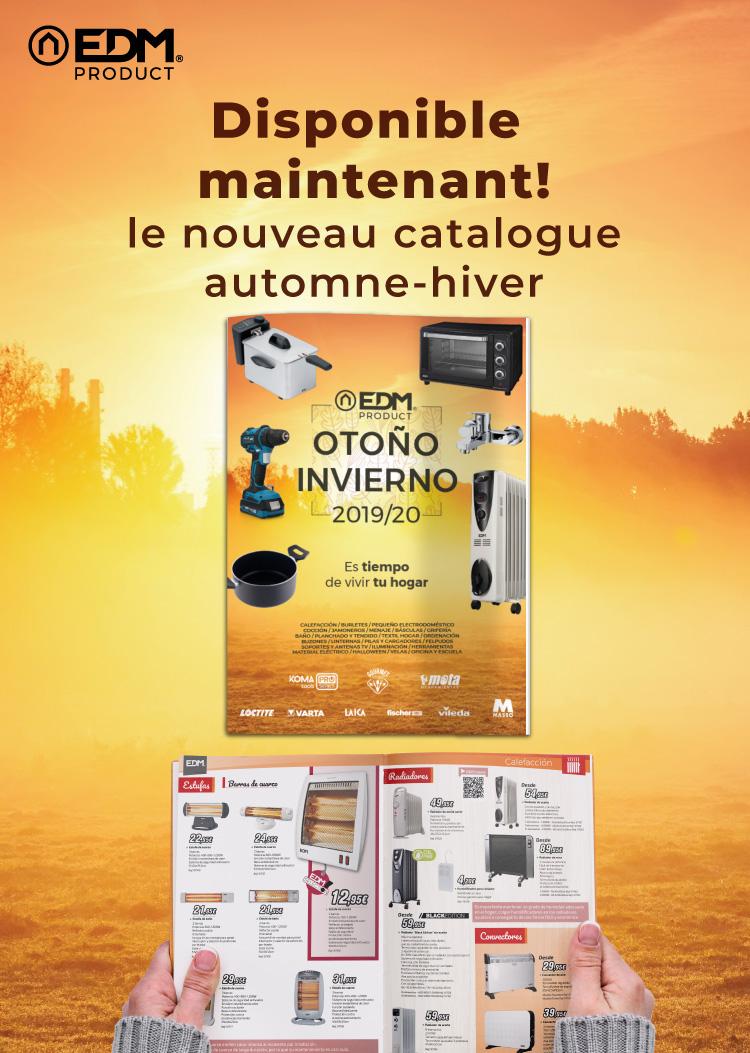 Catalogue automne-hiver 2019