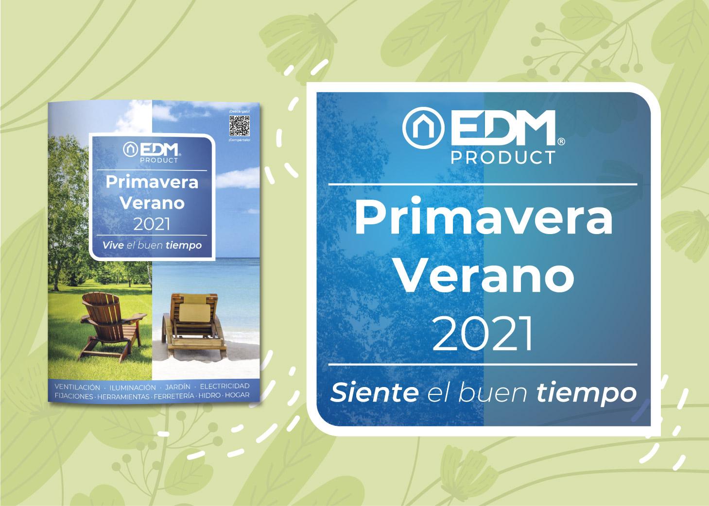 Novo catálogo Primavera Verão 2021