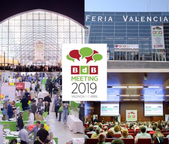 Estaremos en BdB Meeting (Feria de Valencia) el 12 de abril de 2019