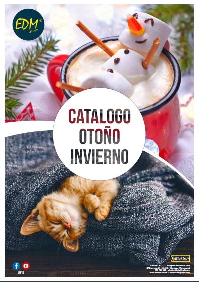 Nuevo Catálogo Otoño-Invierno 2016
