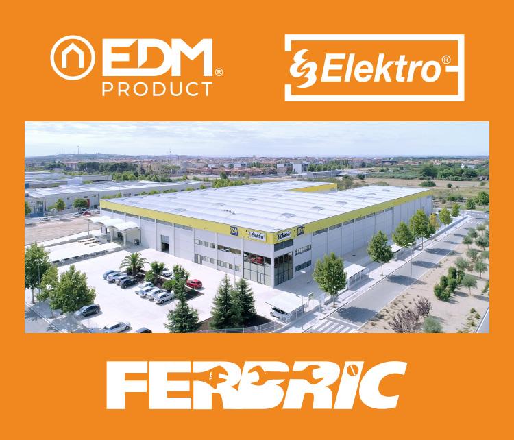 Acuerdo logístico entre Ferbric y Elektro3 - EDM
