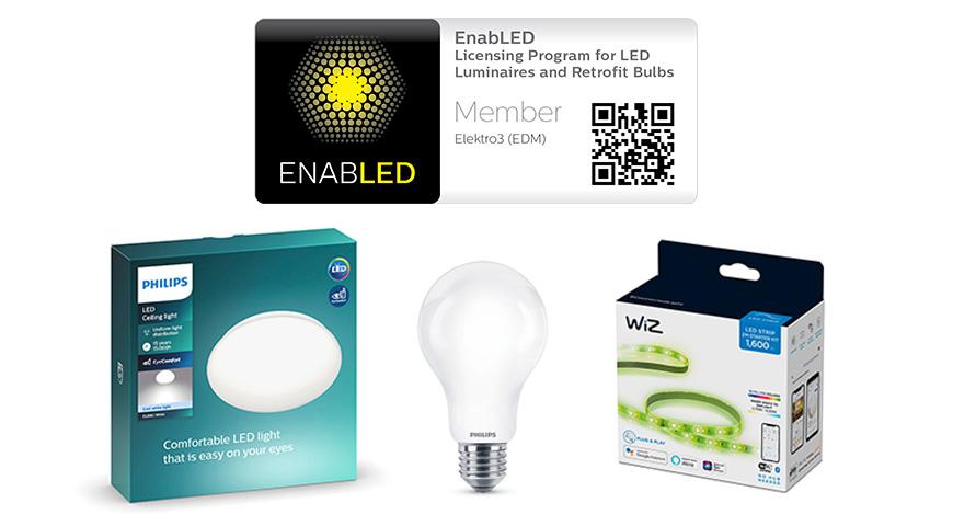 Elektro3-EDM establece una nueva alianza con Philips