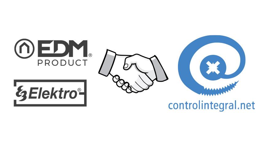 Elektro3 - EDM llega a un acuerdo de colaboración con Control Integral