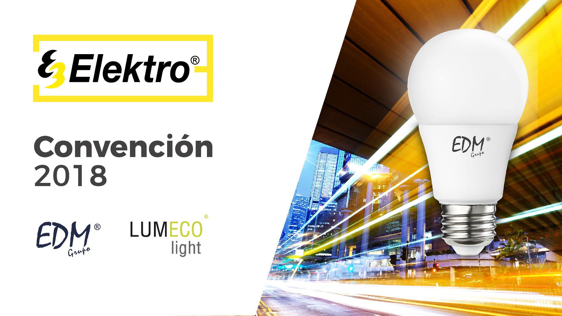 Convención Elektro3 y Dimatel - Grupo EDM 2018 - Días 16 y 17 de Febrero