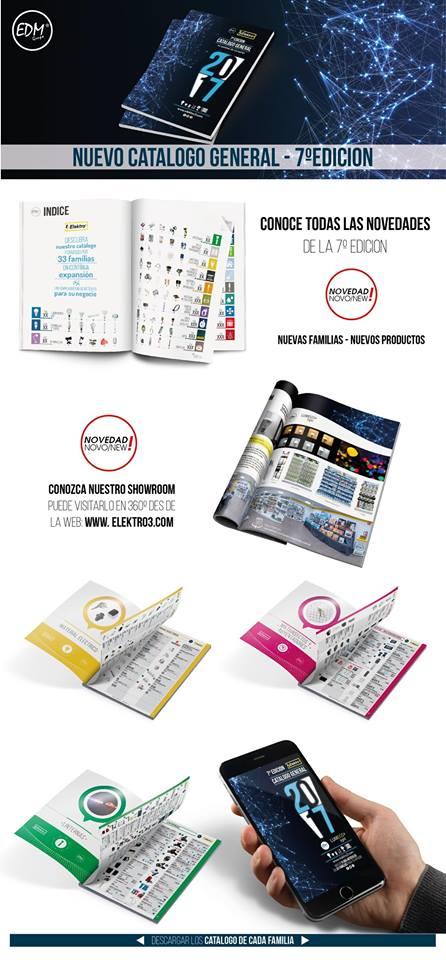 New general catalog Elektro3 2017 !!!