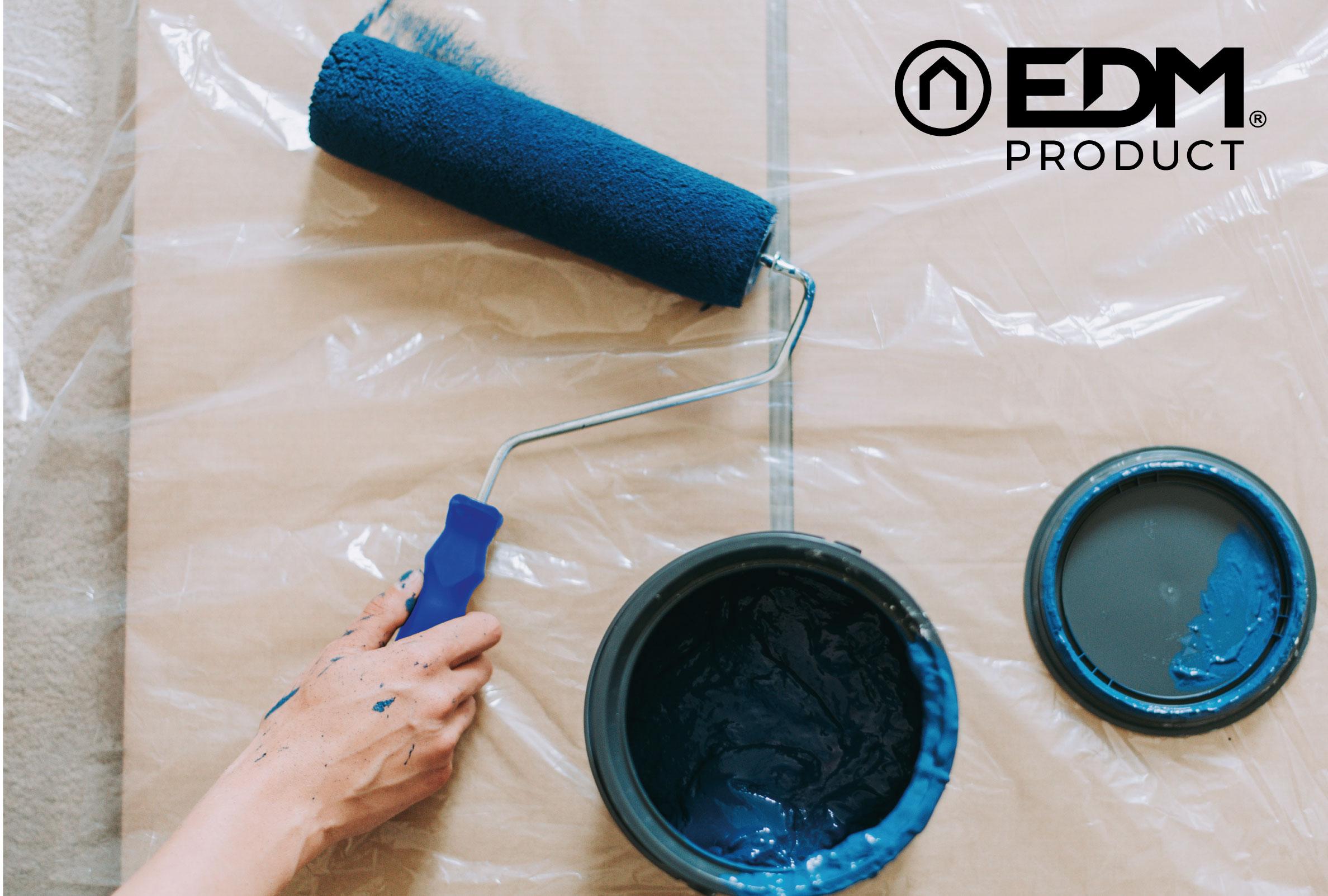 Nova gama de acessórios de pintura EDM